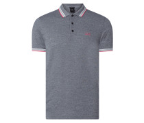 Regular Fit Poloshirt aus Piqué Modell 'Paddy'