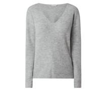 Pullover mit Alpaka-Anteil Modell 'Babette'