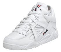 High Top Sneaker 'Cage' mit Logo-Details