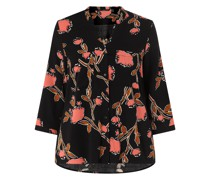 PLUS SIZE Bluse mit Allover-Muster Modell 'Priebe'