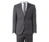 Anzug aus Schurwolle mit 2-Knopf-Sakko