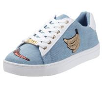 Sneaker in Denimoptik
