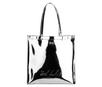 Tote Bag in Metallicoptik