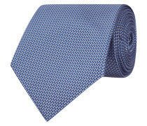 Krawatte mit feinem Webmuster