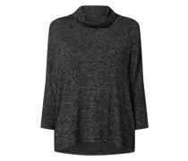 Sweatshirt mit 3/4-Arm Modell 'Kitana'