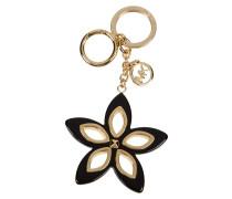 Schlüsselanhänger mit Blüten-Anhänger