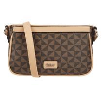 Crossbody Bag mit Allover-Muster Modell 'Barina'