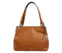 Hobo Bag in Leder-Optik Modell 'Ebony'