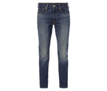 501 Skinny - Stone Washed Jeans