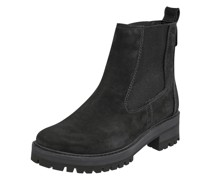 Chelsea Boots aus Leder Modell 'Courmayeur'