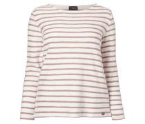 PLUS SIZE - Sweatshirt mit Streifenmuster