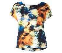 Shirt mit künstlerischem Muster