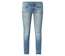 Used Look Skinny Fit Jeans