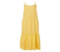 PLUS SIZE Kleid aus Bio-Baumwolle Modell 'Halo'
