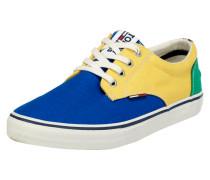 Sneaker im mehrfarbigen Design