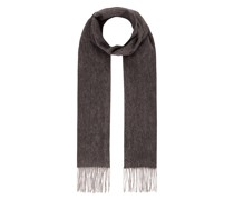 Schal aus Woll-Kaschmir-Mix