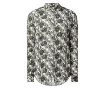 Regular Fit Business-Hemd aus Bio-Pima-Baumwolle