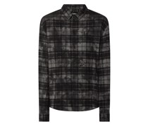 Regular Fit Freizeithemd aus Baumwolle Modell 'Elior'