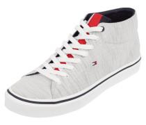 High Top Sneaker aus Knit-Obermaterial