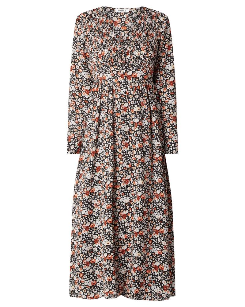 blusenkleid mit floralem muster modell 'frederika'