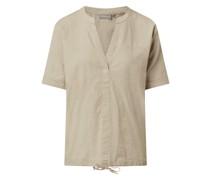 Blusenshirt aus Baumwolle Modell 'Gerti'