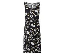 Kleid mit floralem Muster Modell 'Lisa'