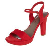 Sandalette mit Fesselriemen