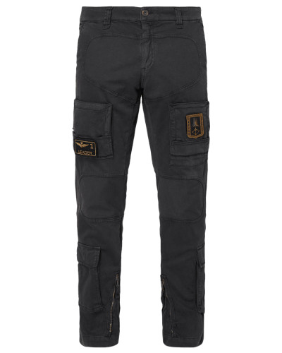 Anti Fit Cargohose mit Patches