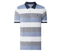 Poloshirt aus Bio-Baumwolle Modell 'Earl'
