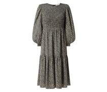 Kleid mit Ballonärmeln Modell 'Nucaltum'