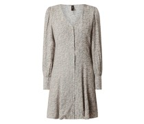 Kleid aus Viskose Modell 'Licura'