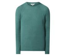 Pullover aus Leinenmischung Modell 'Shane'