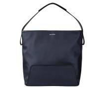 Hobo Bag aus strukturiertem Material