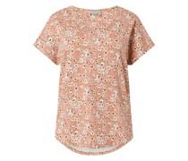 Shirt mit Allover-Muster Modell 'Vedot'
