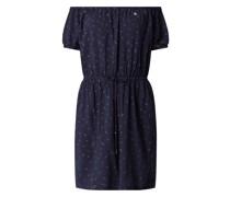 Off-Shoulder-Kleid aus Viskose Modell 'Margitt'