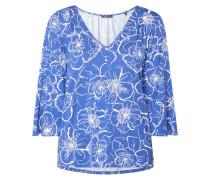 Shirt aus Baumwoll-Modal-Mix