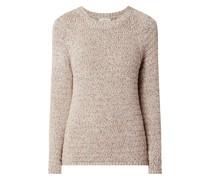 Pullover aus Bio-Baumwolle Modell 'Tugbaa'