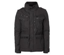 Jacke aus reiner Baumwolle - wattiert