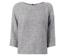 Pullover mit Streifen-Dessin
