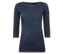Shirt aus Baumwolle im Washed Out-Look