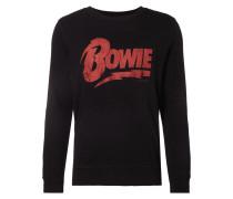 Sweatshirt mit Bowie©-Print
