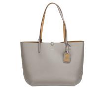 Wende-Shopper mit abnehmbarer Reißverschlusstasche
