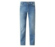 Slim Fit Jeans mit Stretch-Anteil Modell 'Arne'