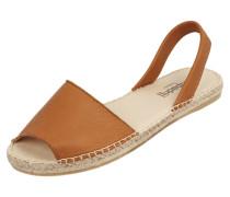 Sandalen aus echtem Leder
