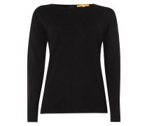 Pullover mit langem Reißverschluss