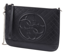 Crossbody Bag 'KORRY' mit Steppungen und Logo