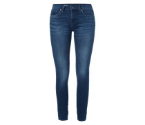 Stone Washed Jegging Fit Jeans mit Stretch-Anteil