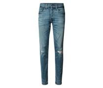 Slim Fit Jeans mit Stretch-Anteil Modell 'Sullivan Slim'