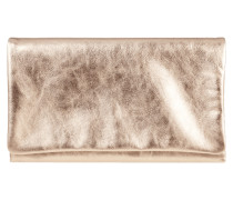 Clutch aus echtem Leder