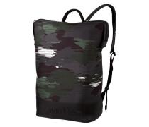 Rucksack aus Neopren mit Camouflage-Muster